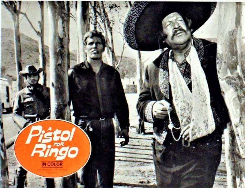 Un pistolet pour Ringo - Una Pistola per Ringo - 1965 - Duccio Tessari Snapsh26