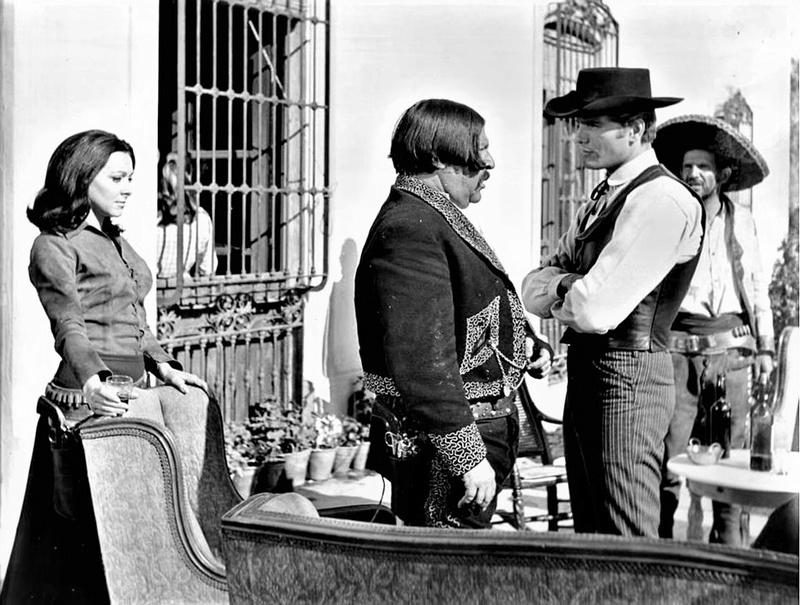 Un pistolet pour Ringo - Una Pistola per Ringo - 1965 - Duccio Tessari Snapsh27