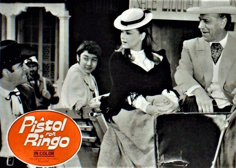 Un pistolet pour Ringo - Una Pistola per Ringo - 1965 - Duccio Tessari Snapsh28