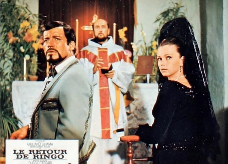 Le retour de Ringo - Il ritorno di Ringo - 1965 - Duccio Tessari Snapsh32