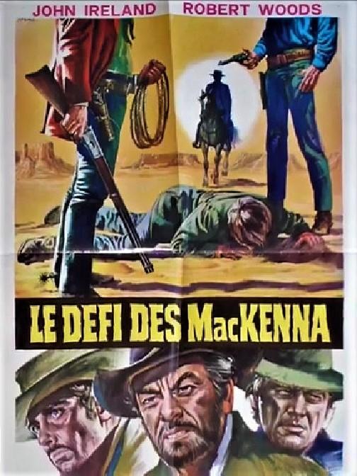 Le Défi des MacKenna - La sfida dei MacKenna - Léon Klimovsky - 1970 Snapsh54