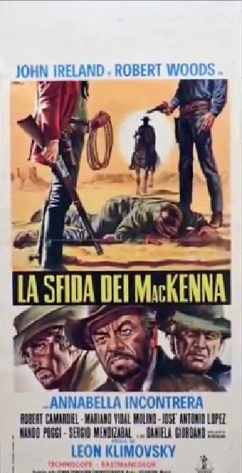 Le Défi des MacKenna - La sfida dei MacKenna - Léon Klimovsky - 1970 Snapsh55