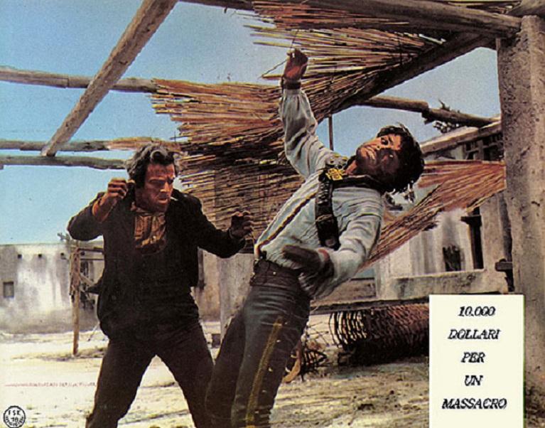 Le Temps des Vautours - 10 000 Dollari per un Massacro - Romolo Guerrieri - 1967 - Page 2 Temps_10
