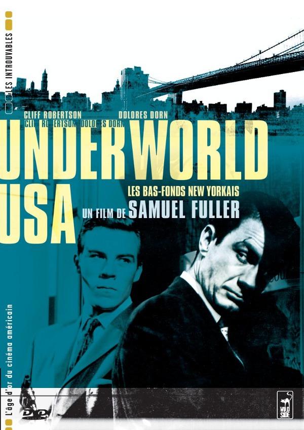 Les Bas-fonds new-yorkais. Underworld U.S.A. 1960. Samuel Fuller. Underw11