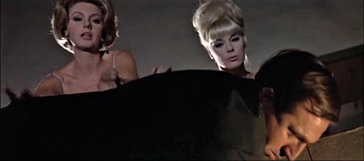 Plus féroces que les mâles. Deadlier Than the Male. 1966. Ralph Thomas. Vlcsna52