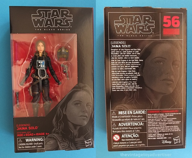 Anyone going to collect the 6 inch Black Series figures? - Page 5 Jaina_21
