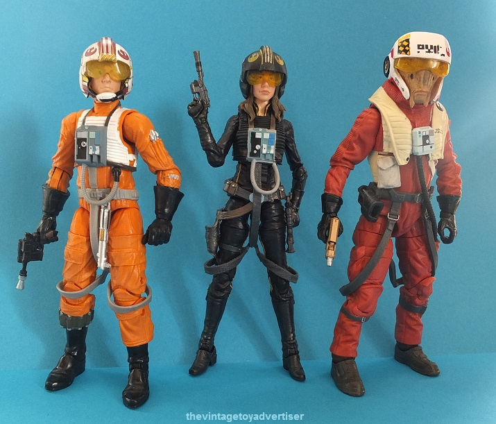 Anyone going to collect the 6 inch Black Series figures? - Page 5 Pilots10