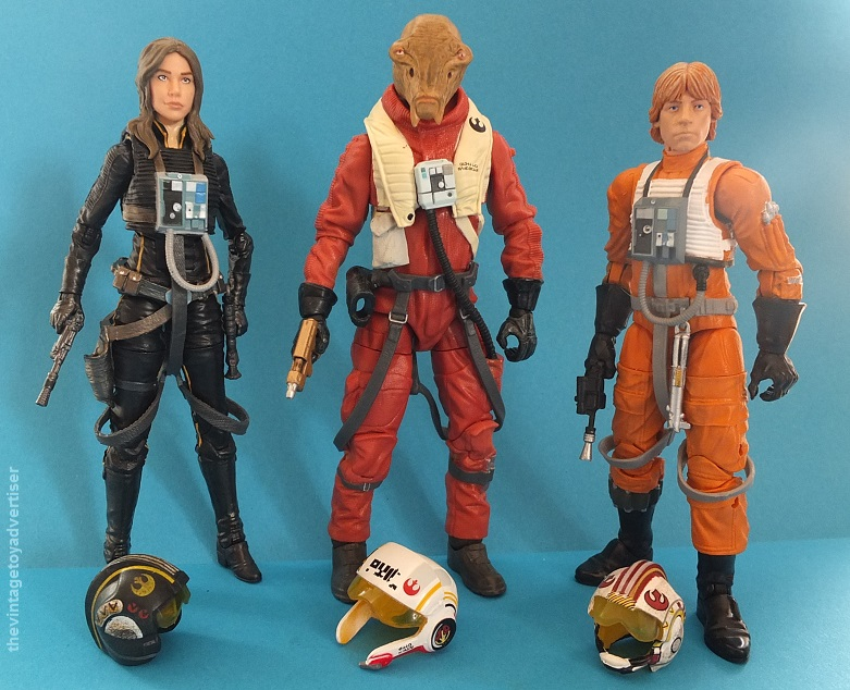 Anyone going to collect the 6 inch Black Series figures? - Page 5 Pilots11