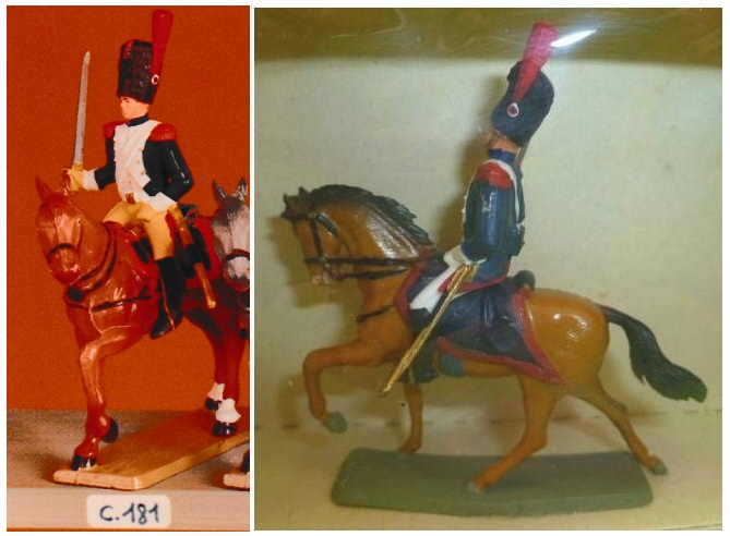 Anyone recognise these toy soldiers? - Mystery Solved! Starlu11