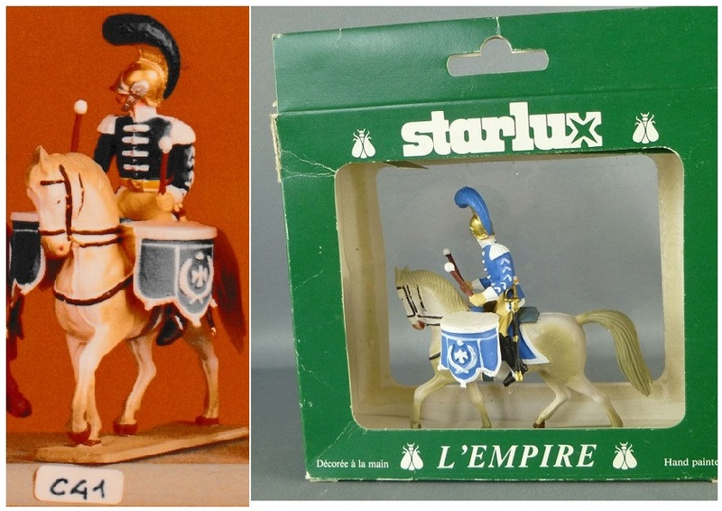 Anyone recognise these toy soldiers? - Mystery Solved! Starlu12