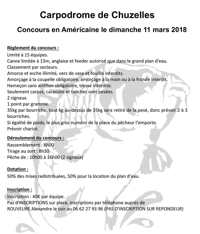 Concours en AM le 11 mars au carpodrome de chuzelles Concou12