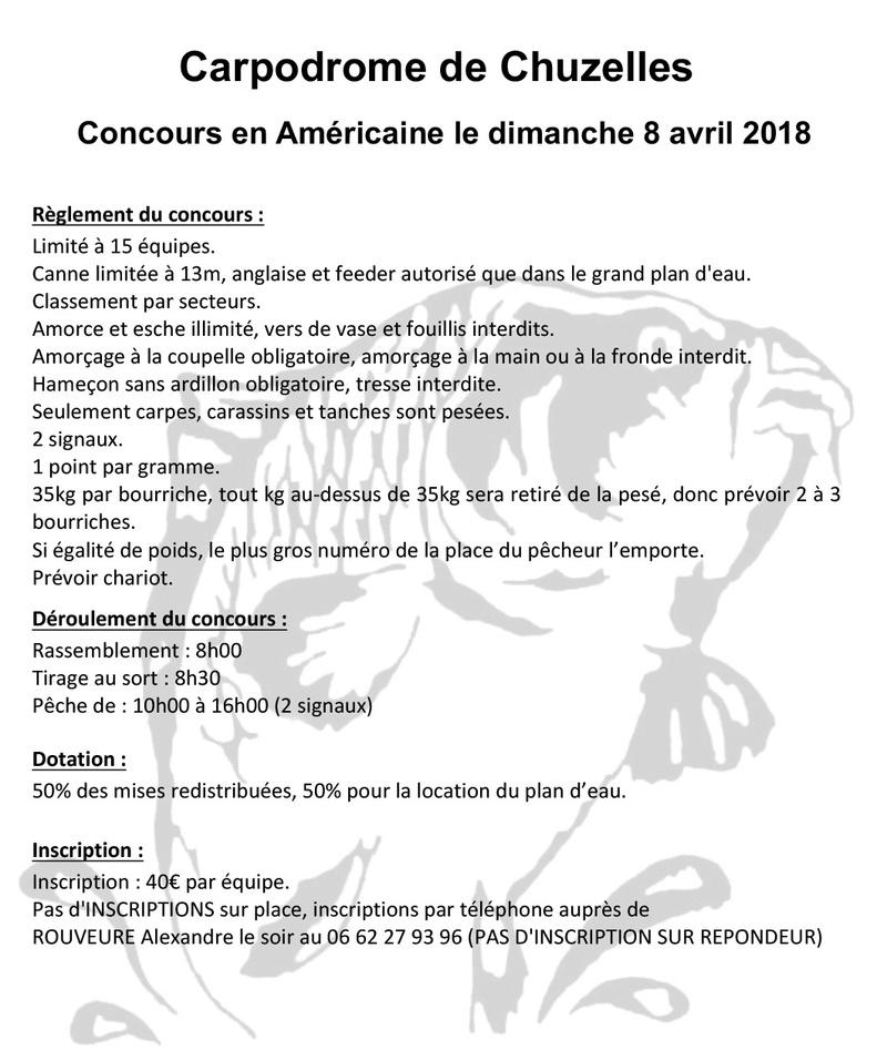 Concours en AM le 8 Avril au carpodrome de chuzelles Concou14