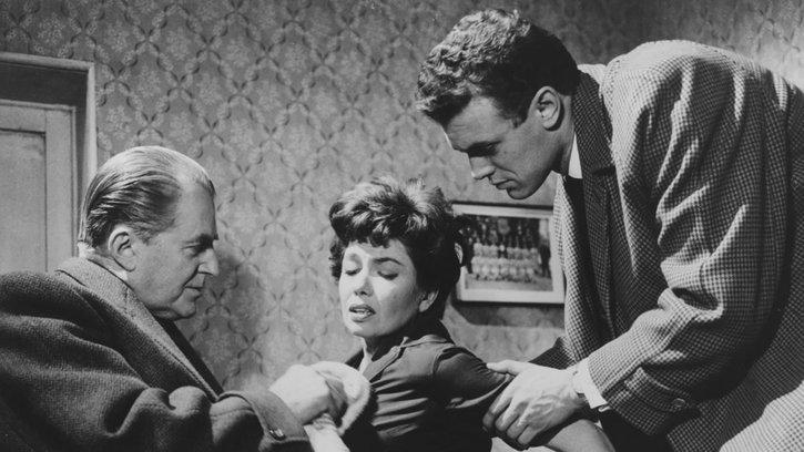 Le Mystère de la villa blanche ( Jigsaw ) - 1962 - Val Guest S725-810