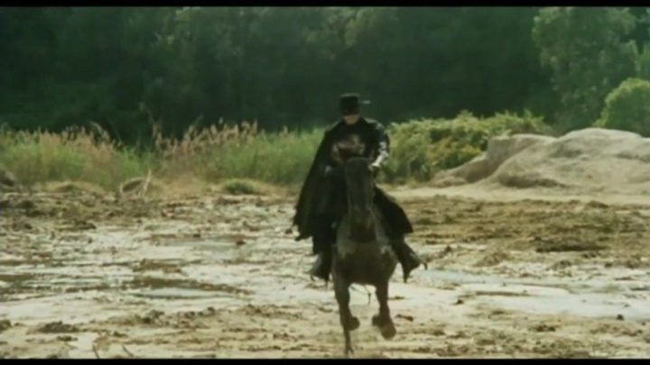 Zorro le Renard. El Zorro. 1968. Guido Zurli. Vlcsna20