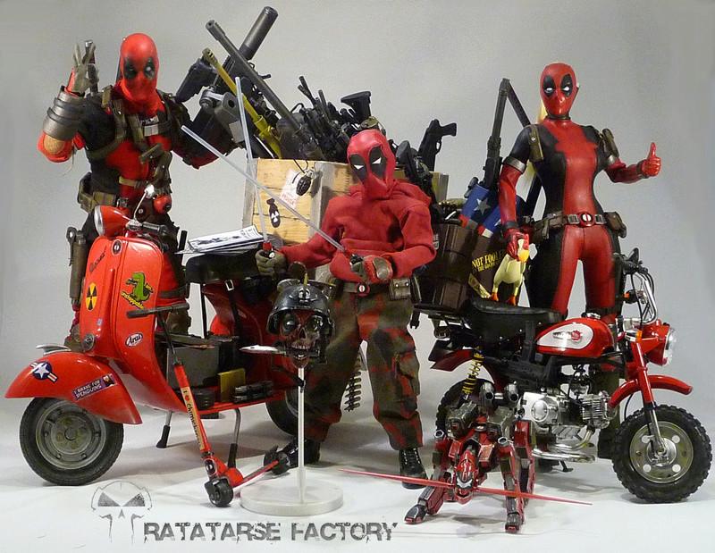 Ratatarse Collection - Hot Toys / Medicom et customs... Ratata42