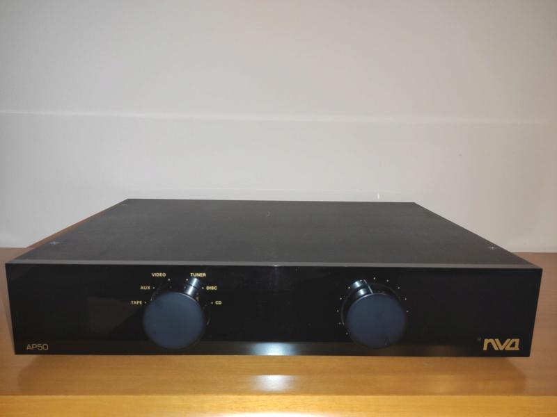 (MI) NVA AP50   AMPLIFICATORE INTEGRATO + CAVI DI POTENZA LS1  450 euro          Img_2023
