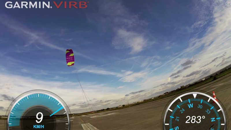 UNIQ: Le Cerf-volant monopeau de Peter Lynn Wechat11