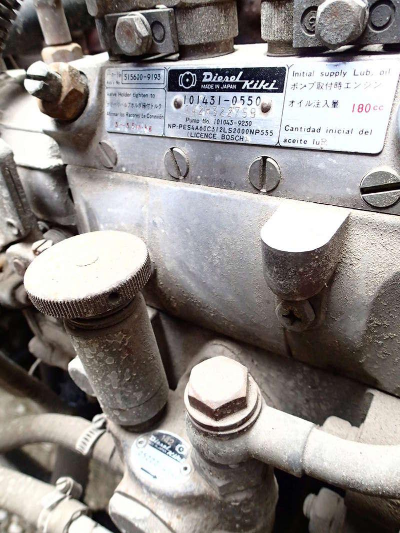 CJ7 ISUZU P5151710