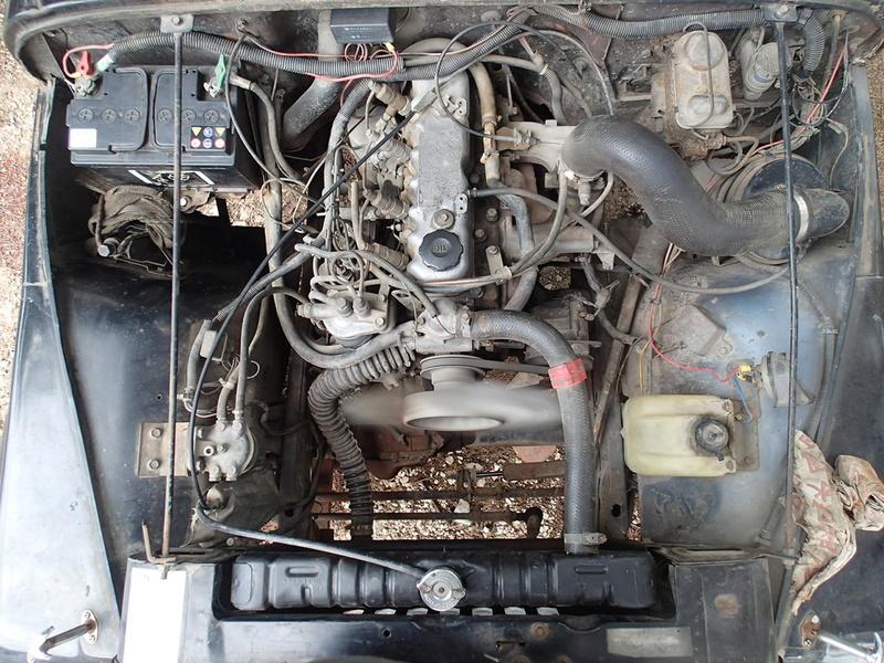 CJ7 ISUZU P6061810