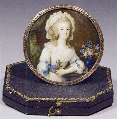 Portraits de la princesse de Lamballe - Page 9 Campan10