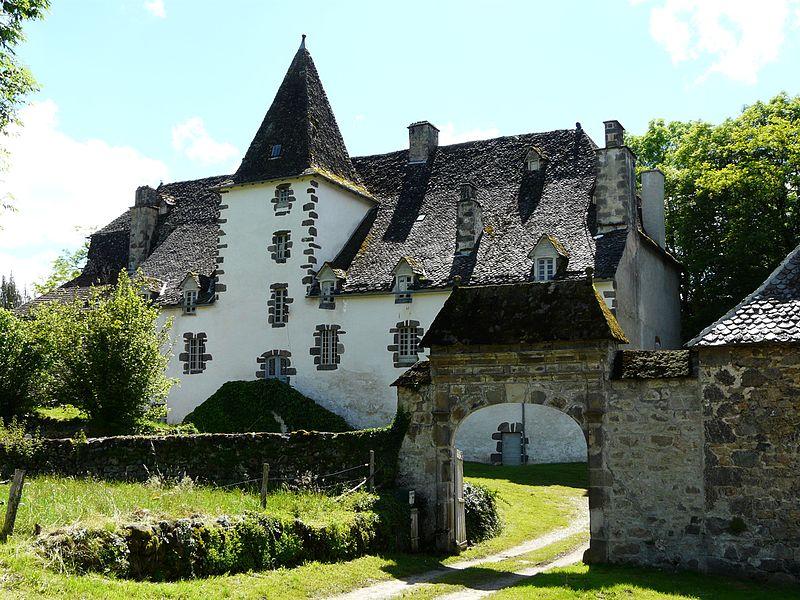 Le château de Chavaniac-Lafayette - Page 5 Entrye10