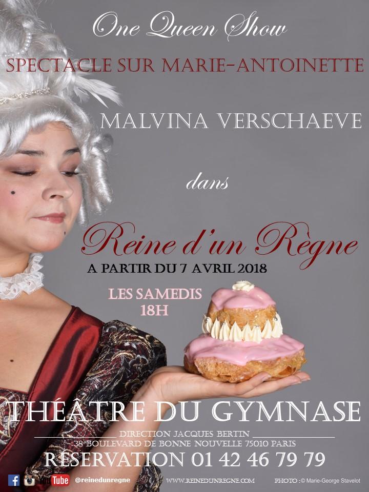 Reine d'un règne, spectacle historique et musical Reine_10