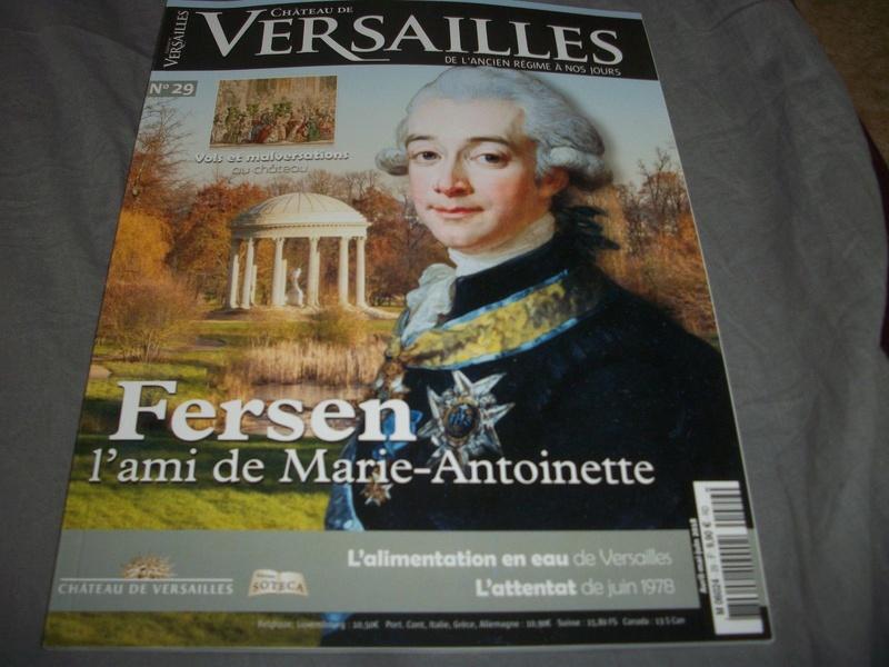 Le magazine Château de Versailles  - Page 4 S-l16012