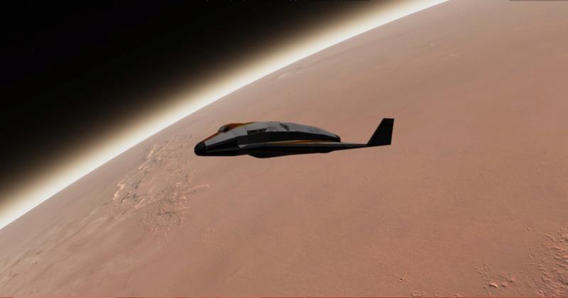 Mission to Mars Aerobr10