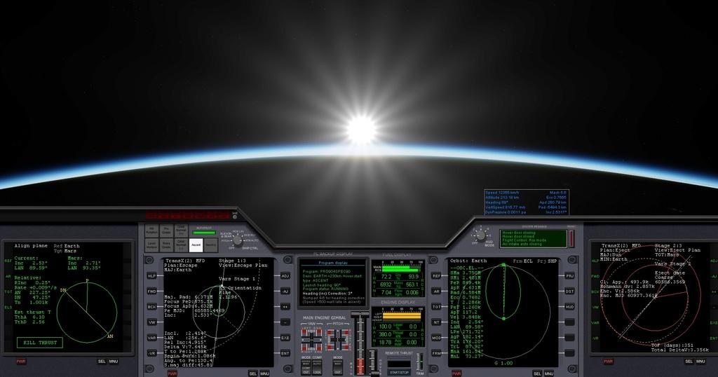 Mission to Mars Lancio10