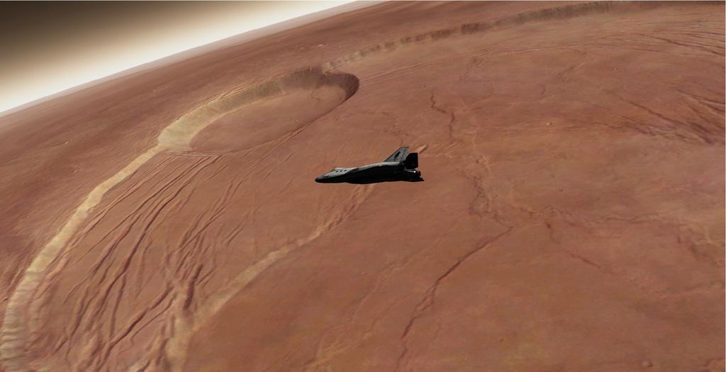 Mission to Mars Olympu10