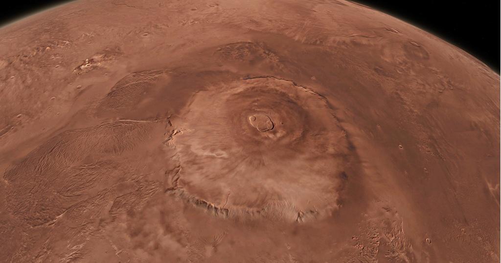 Mission to Mars Olympu11