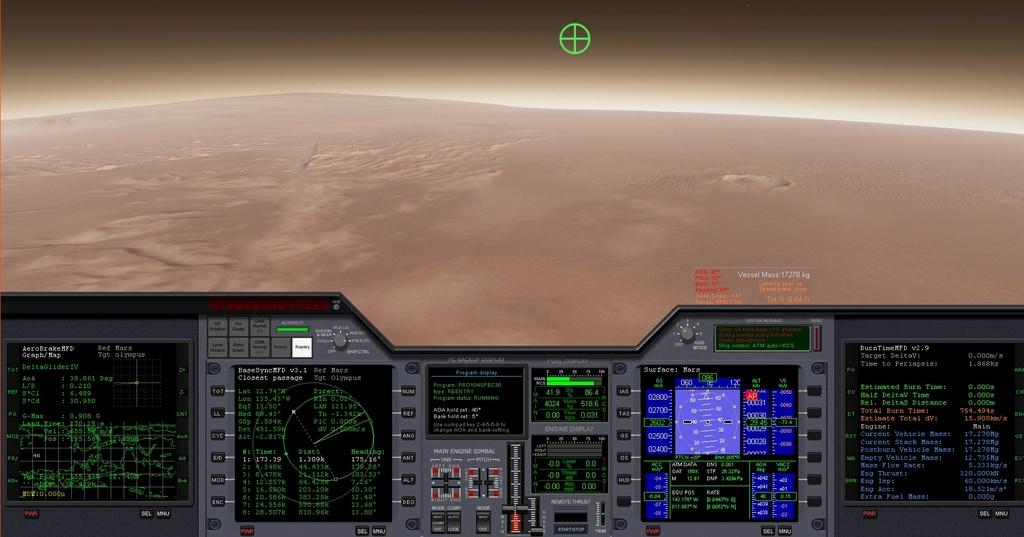 Mission to Mars Olympu12