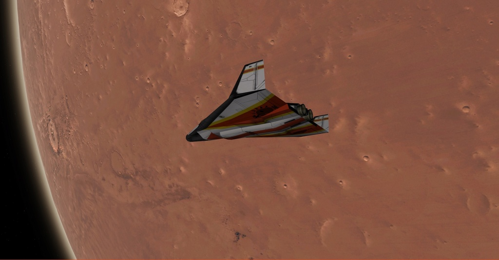 mars - Mission to Mars Wow210