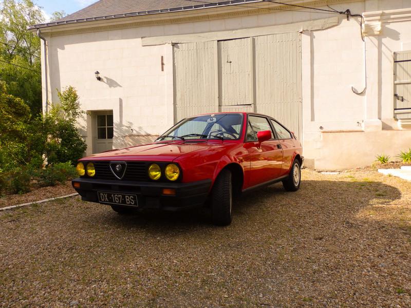 Alfa-Roméo Sprint 1700 QV P5031019