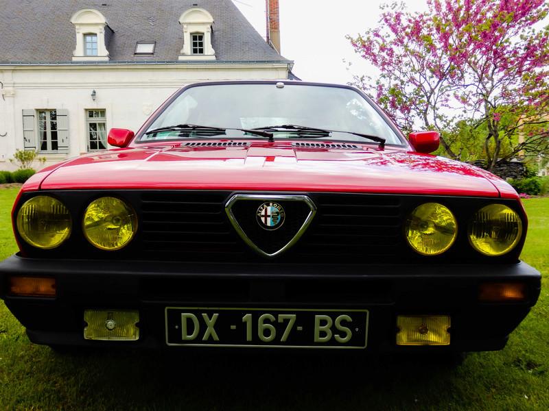 Alfa-Roméo Sprint 1700 QV P5031022