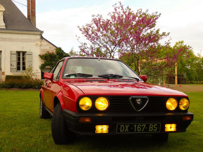 Alfa-Roméo Sprint 1700 QV P5031023