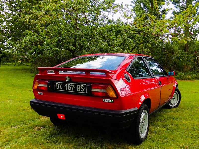 Alfa-Roméo Sprint 1700 QV P5031025