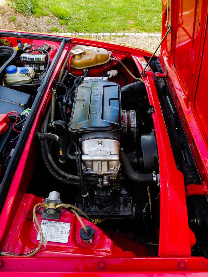 Alfa-Roméo Sprint 1700 QV P5031034