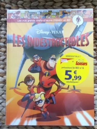 [Bandes Dessinées] [Collection] Les Plus Grands Chefs-d'Œuvre Disney en BD - Janvier 2011 - Page 4 Photo10