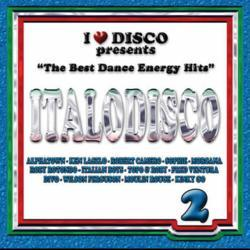 I LOVE ITALO DISCO VOL.2 Disco210