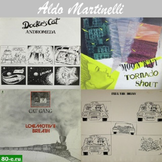 Aldo Martinelli & His Project - Singles Collection Net_710