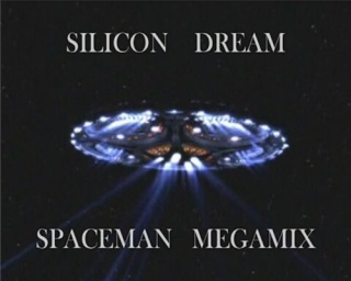 SILICON DREAM - SPACEMAN MEGAMIX 2010 Silico10