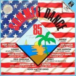 SUMMER DANCE MIX 1985 Summer10