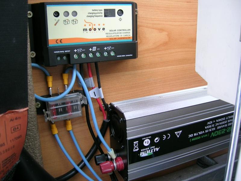 mes installations electriques  solaire et convertisseur Dscn1823