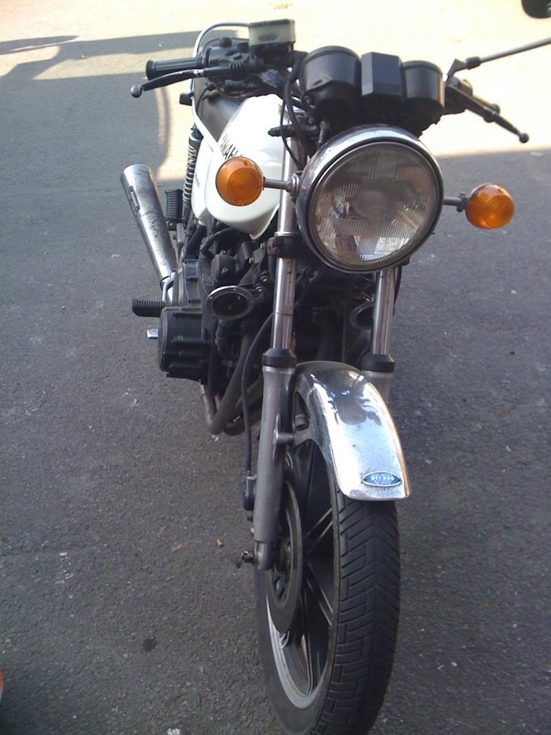 Transformation XS 850 en cafe racer Img_0115