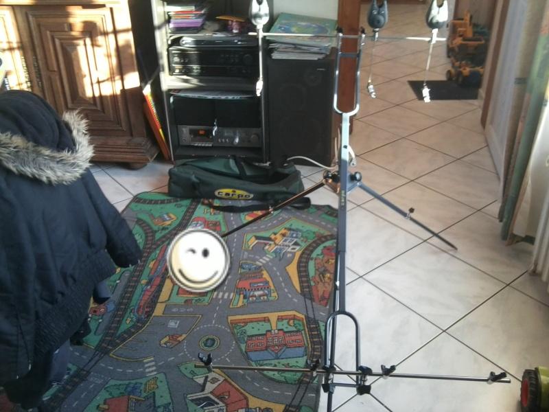 Mon nouveau rod pod Player17