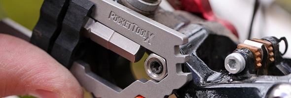 Kit de herramientas de bici ultraligero Press-11