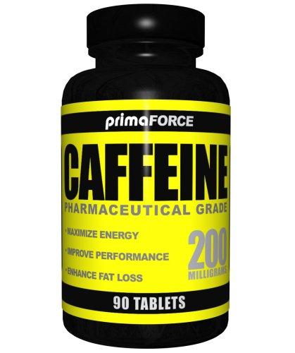 Cafeína – El suplemento ideal para aumentar la resistencia física Primaf10