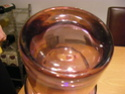 ID help please pale amethyst vase, Finnish/Scandinavian? Ebay_m24