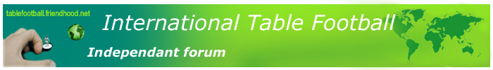 The International Table Football Forum